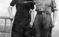 Saturnina y Santiago Trigueros 1944