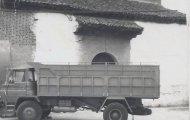Santa Maria y el camion del Chulo