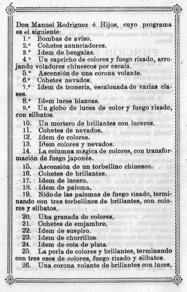 Programa Fiestas Mayorga 1984 04