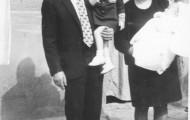 Bautizo Eduardo Fernández Mayorga 1972