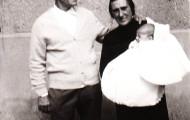Bautizo Fernandez padre en Mayorga