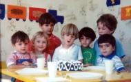 Celebrando un Cumpleaños Mayorga 1987