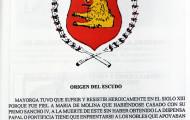Origen escudo Mayorga