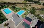 Piscina Mayorga vista aérea 2014