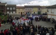 El encuentro Semana Santa Mayorga 2012