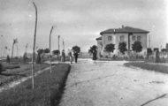 Foto del parque El Mirador de Mayorga en 1949